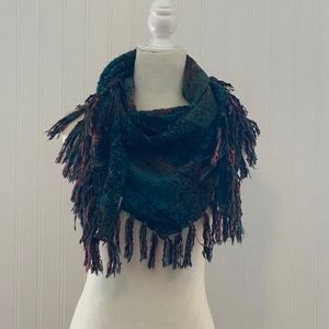 Multi color and extra soft scarf
